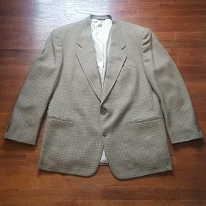 Nino Cerruti Rue Royale | Sport Coat Brown EUC